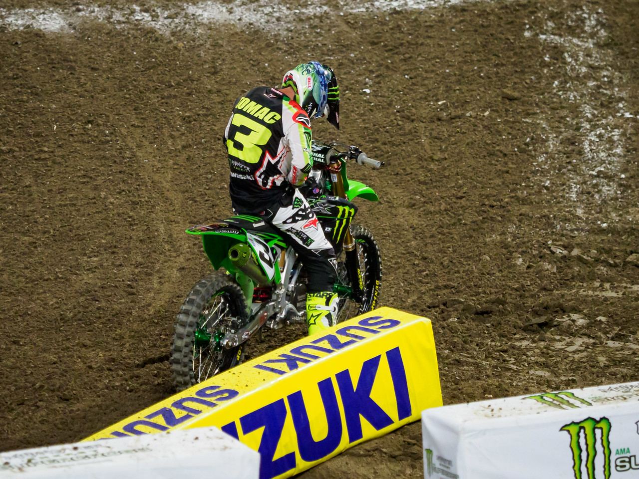 Is Eli Tomac in for 2018 Houston SX?