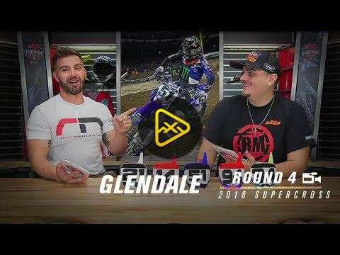 RMFantasy SXperts Round 4 | 2018 Glendale SX