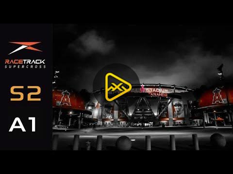 Racetrack Supercross S2 – Anaheim 1 SX