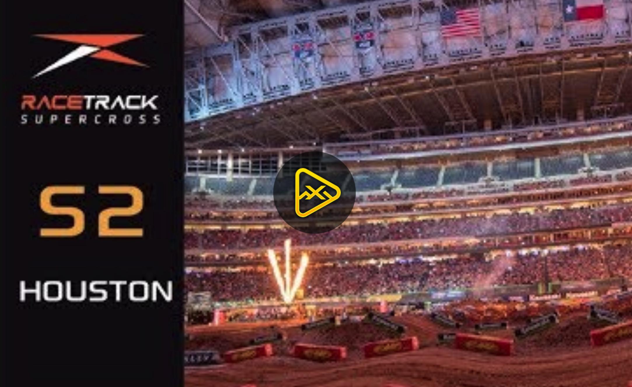 Racetrack Supercross – S2 – Houston SX