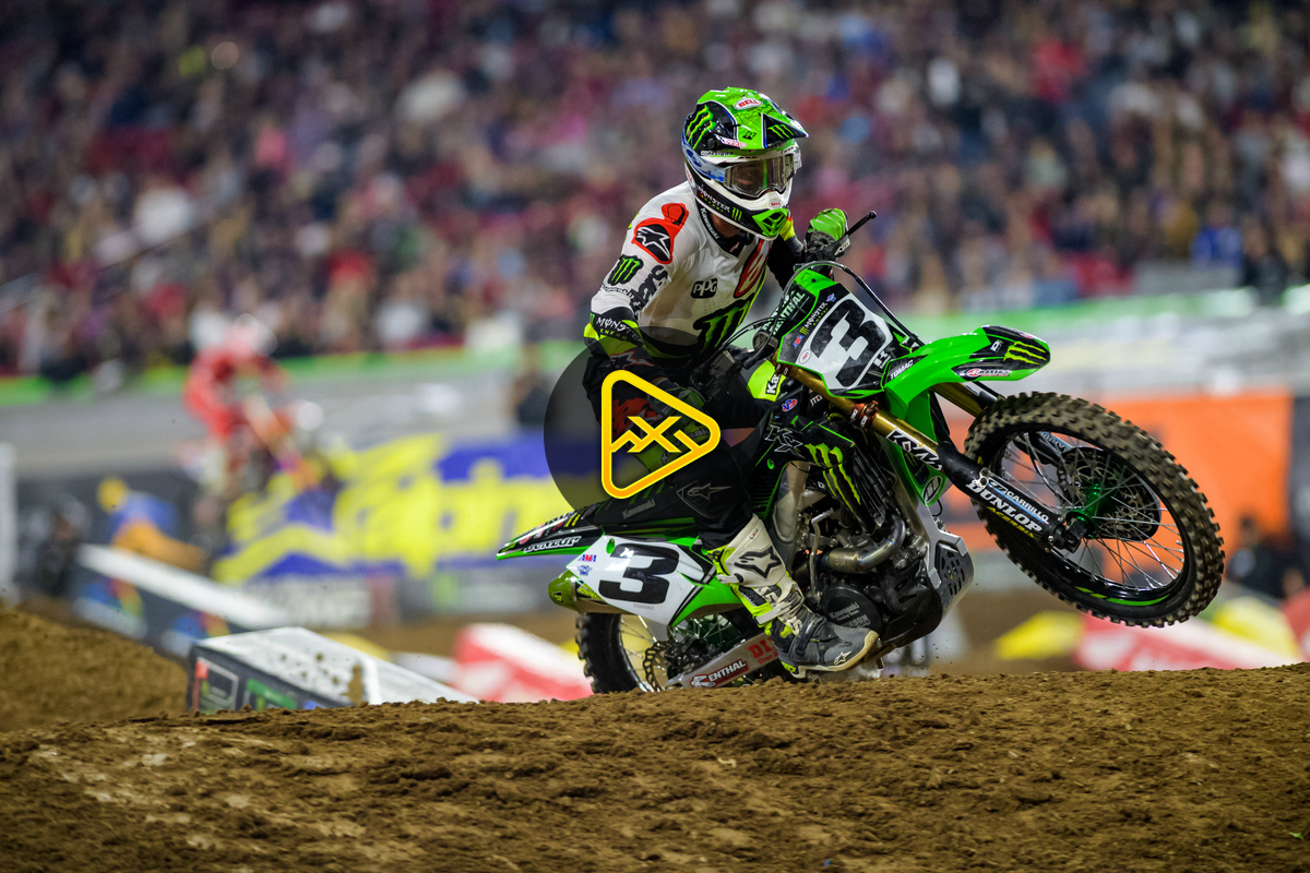 After the Checkered Flag – Glendale SX