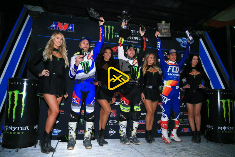 Official Post-Show – 2018 Glendale SX