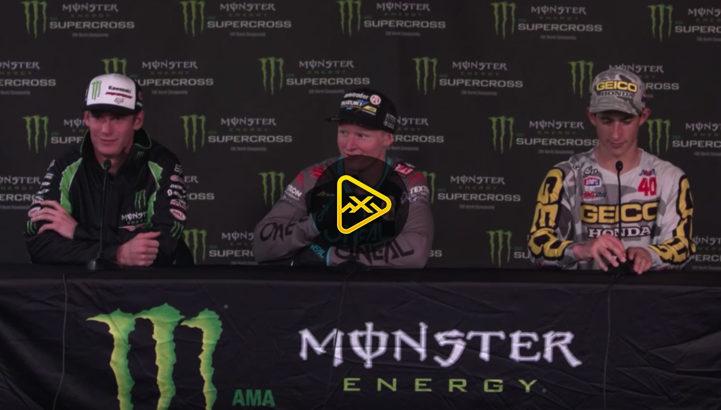 250SX Press Conference – 2018 San Diego SX