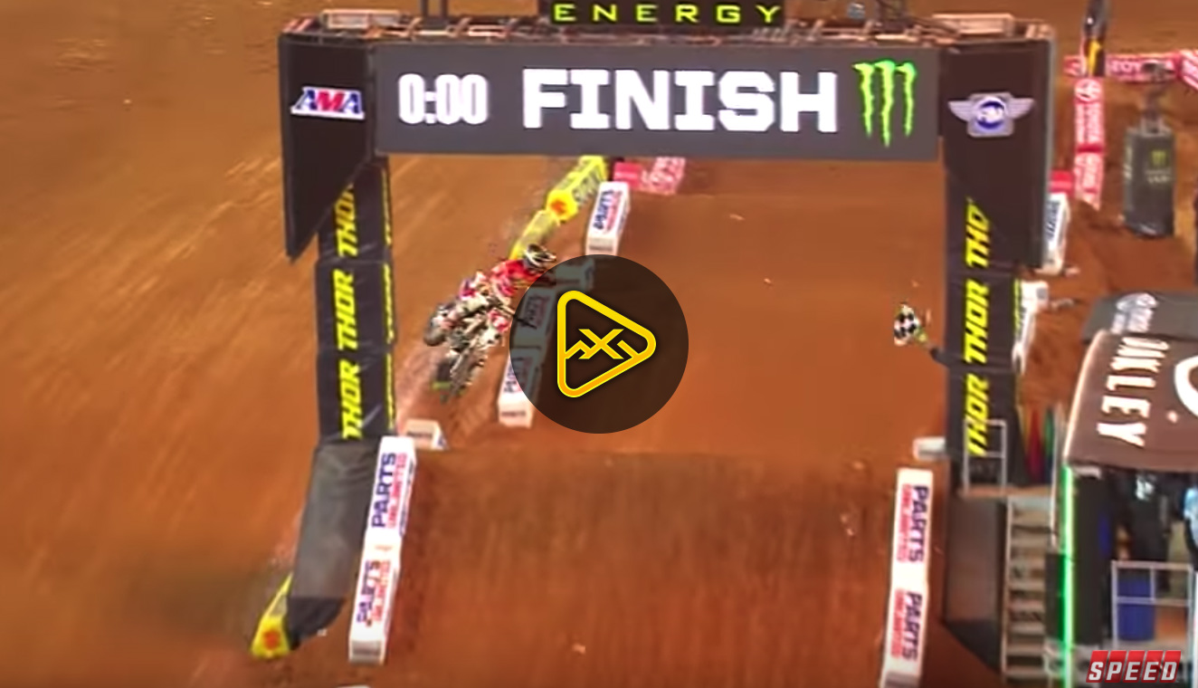 250SX Main Event Highlights  – 2018 Arlington SX