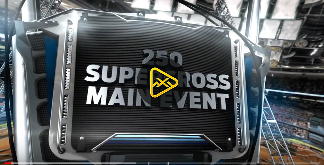 250SX Highlights – 2018 Tampa SX