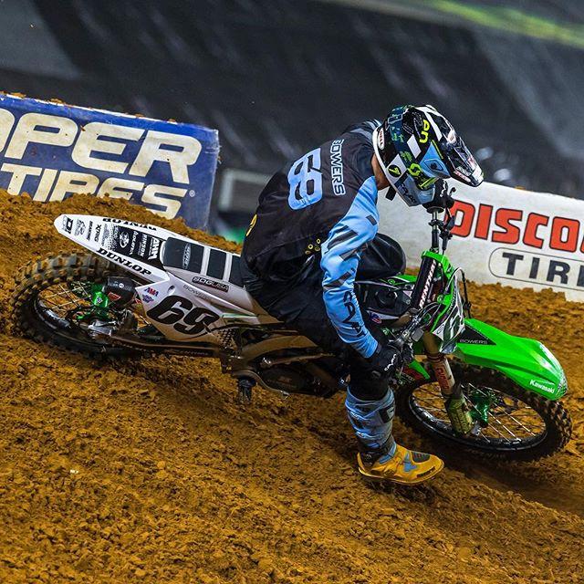 Tyler Bowers Filling in for Josh Grant at Kawasaki