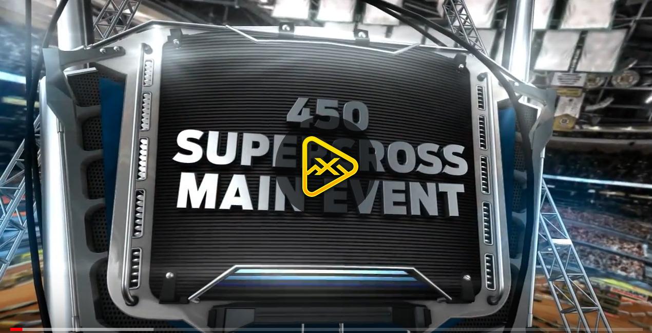 450SX Highlights – 2018 Tampa SX