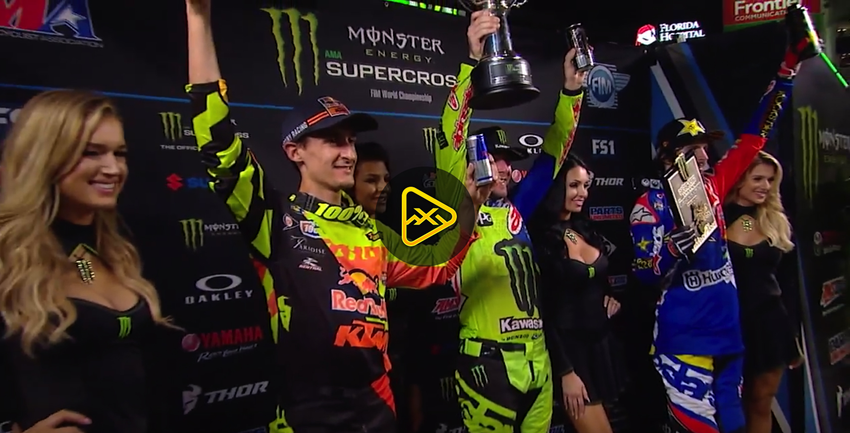 Official Post Show – 2018 Tampa SX