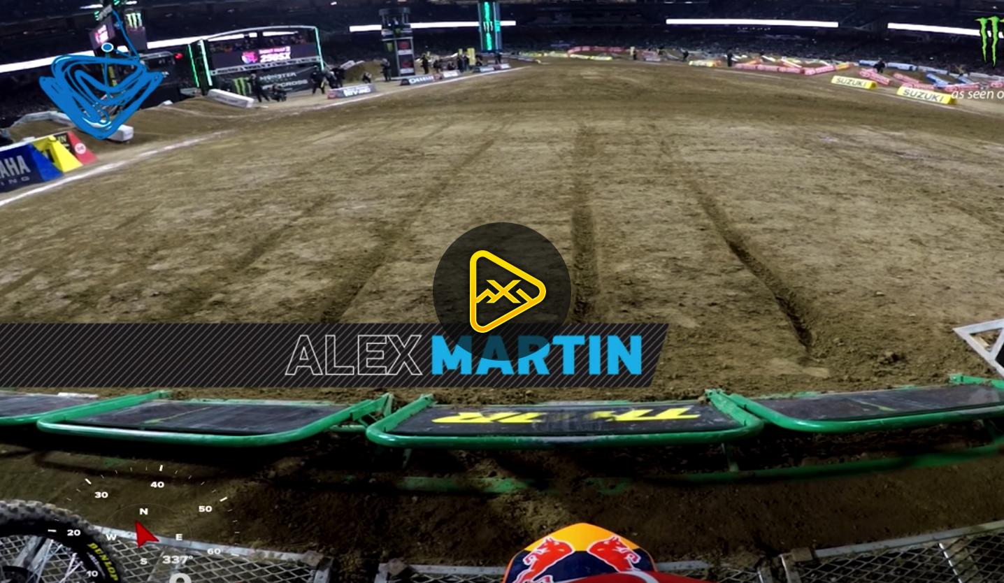 GoPro: Alex Martin at 2018 San Diego SX