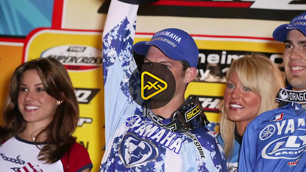 Chad Reed Tribute from Ricky Carmichael