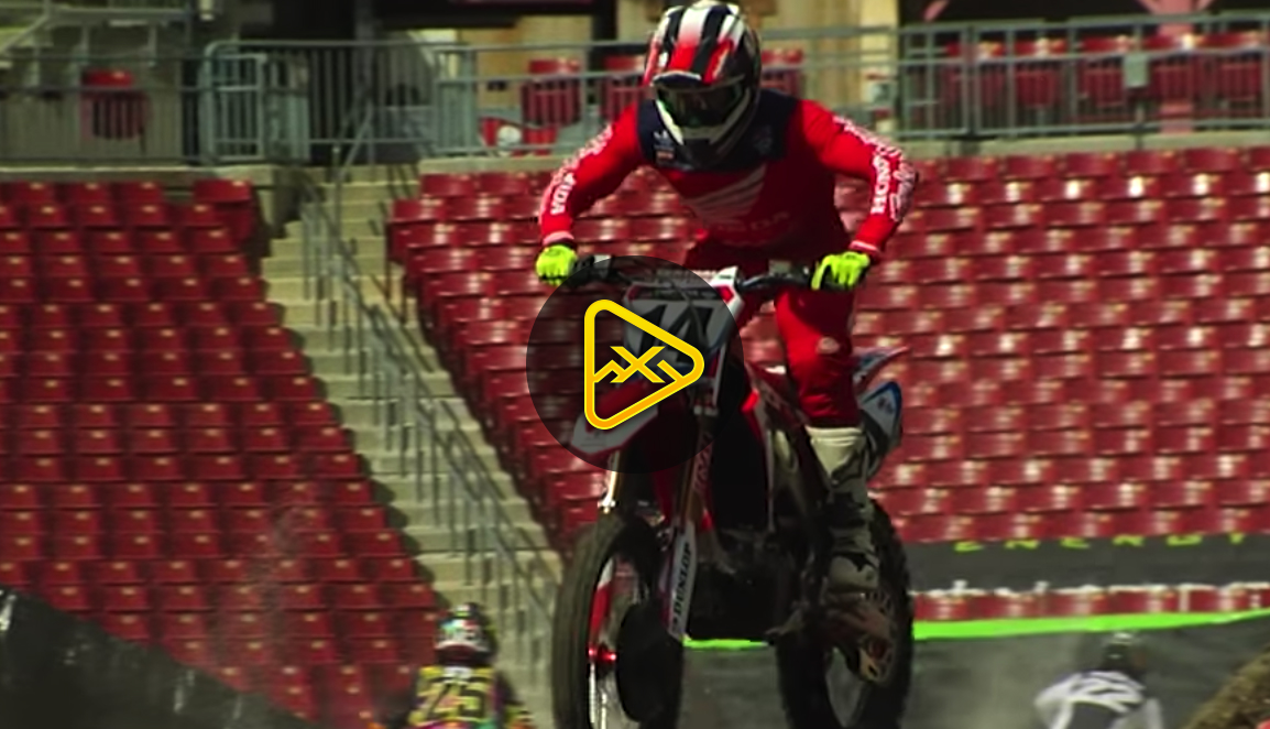 Cole Seely Interview – 2018 Tampa SX