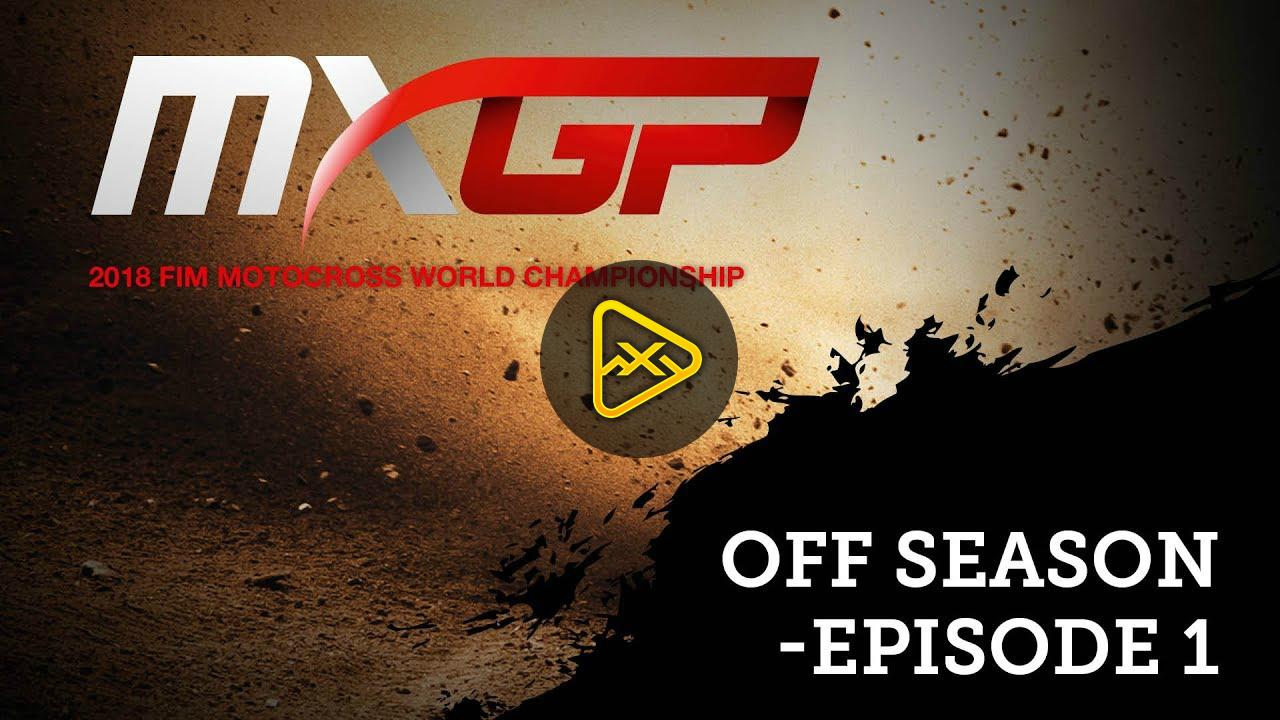 Max Anstie: MXGP Off Season – Episode 1