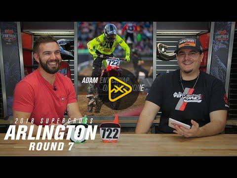 RMFantasy SXperts Round 7 | 2018 Arlington SX