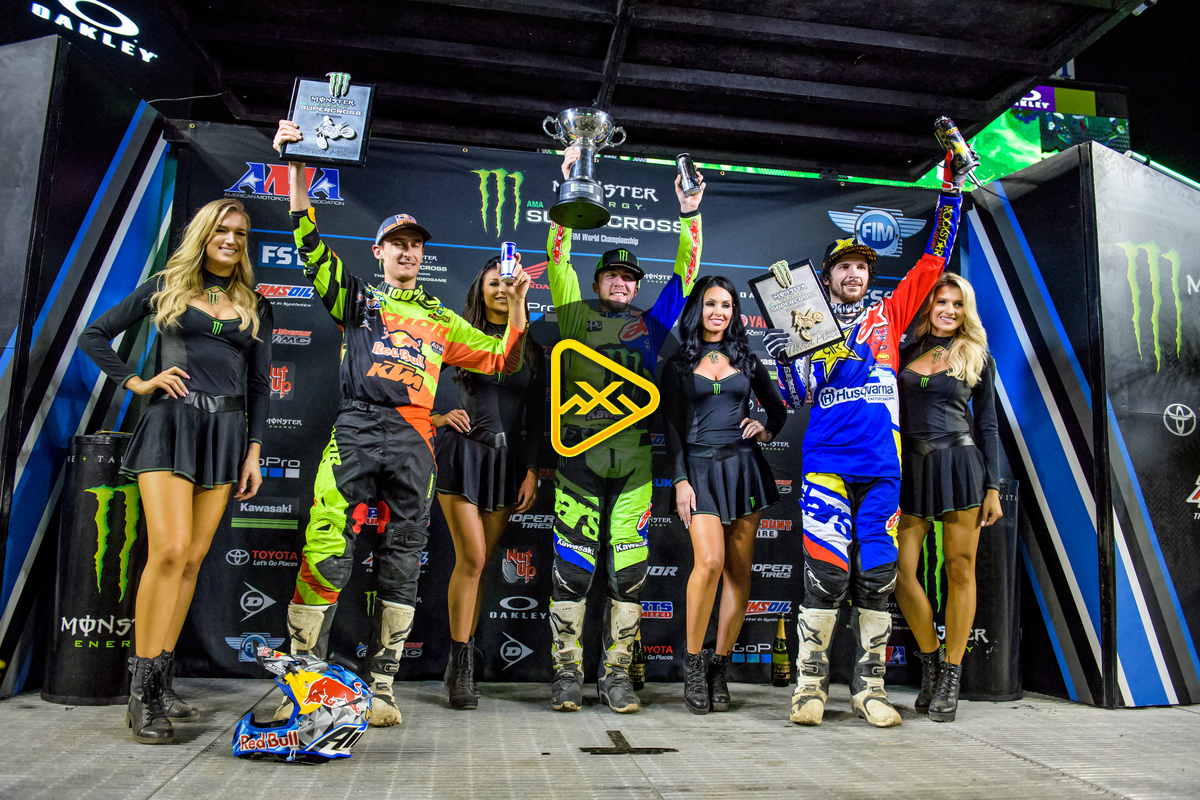 After the Checkered Flag – 2018 Tampa SX