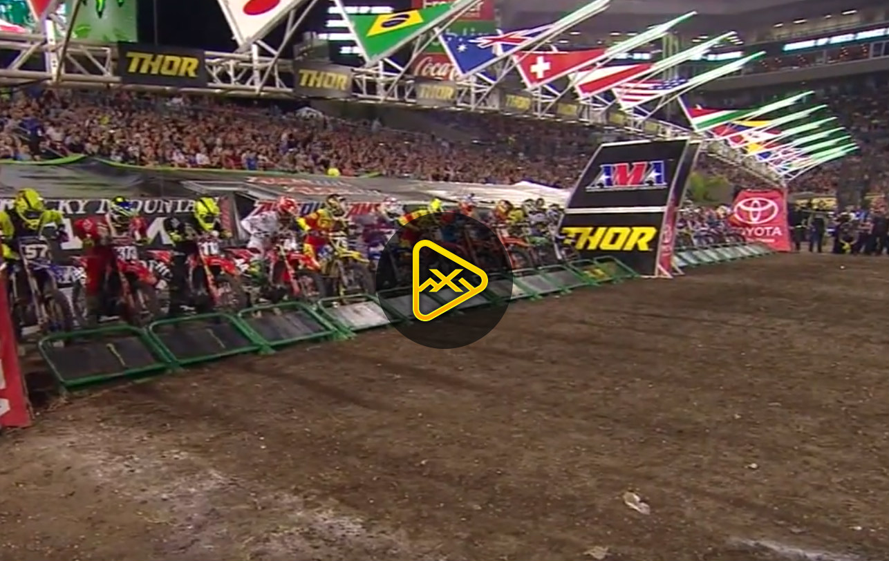 250SX Main Event Highlights – 2018 Tampa SX