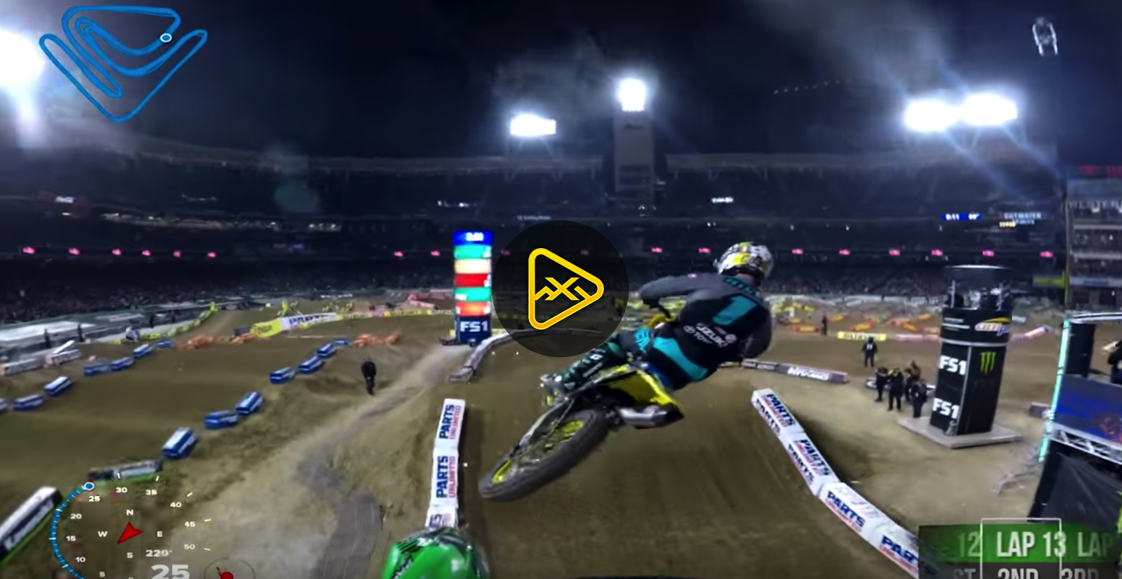 GoPro: Adam Cianciarulo / Justin Hill Battle in San Diego