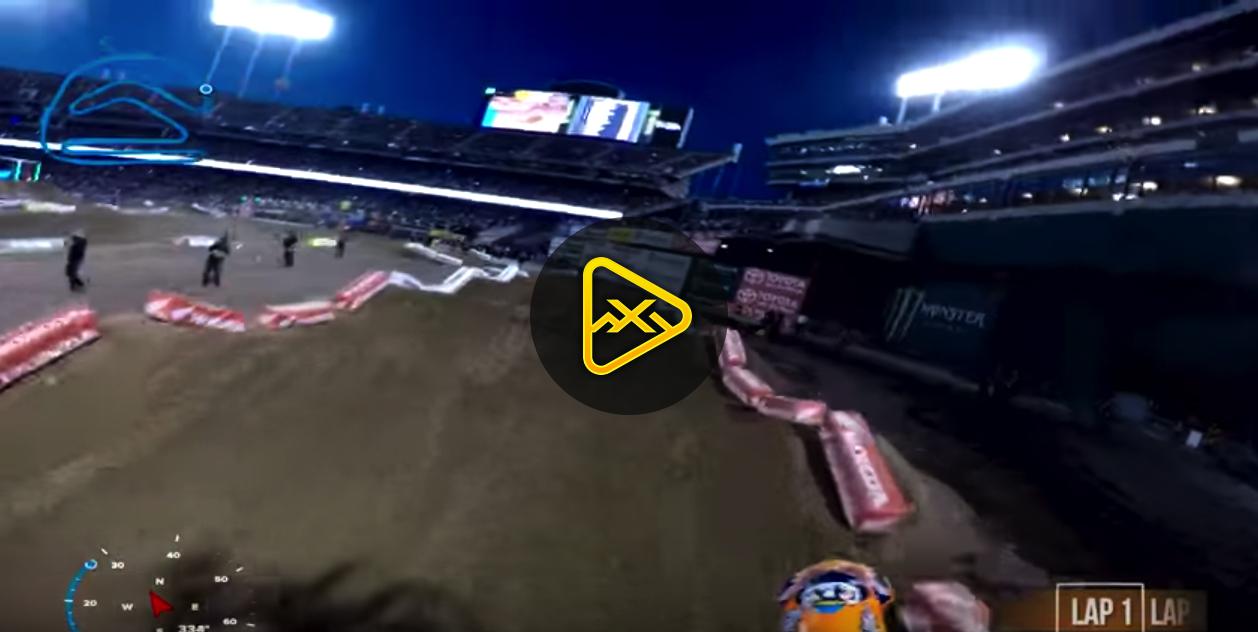 GoPro: Alex Martin Main Event 2018 Oakland SX