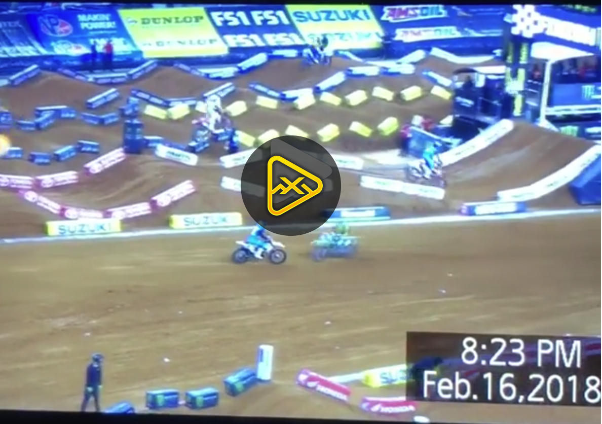 Head on Collision – 2018 Arlington SX