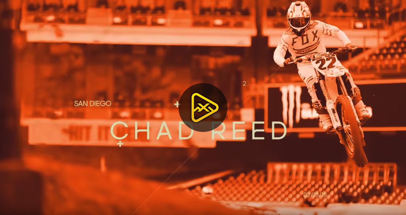 Behind the Scenes with Chad Reed – San Diego SX