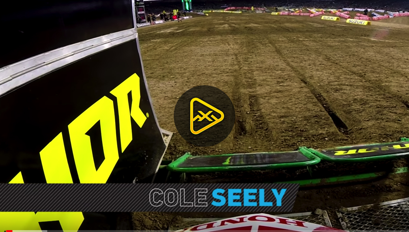 GoPro: Cole Seely at 2018 San Diego SX