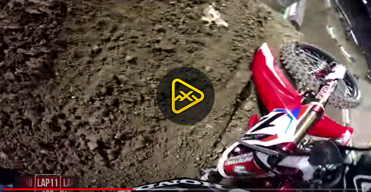 GoPro: Cole Seely Main Event 2018 Oakland SX