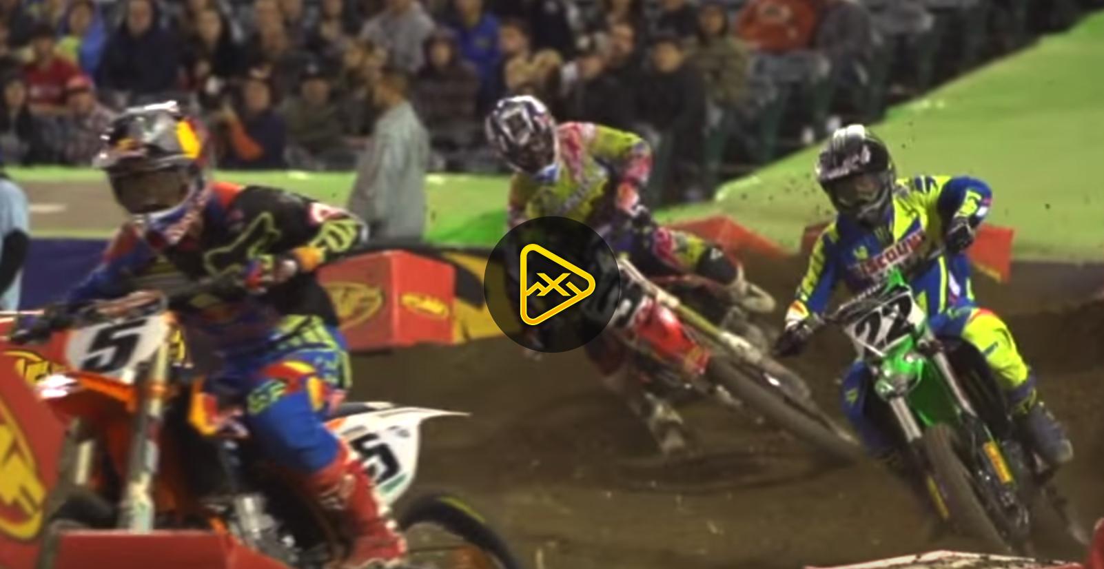 Bar to Bar 2015 – Monster Energy Supercross