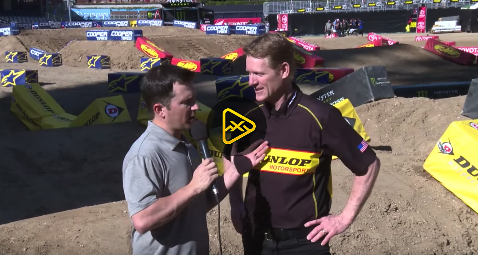 Track Conditions Report – 2018 San Diego SX