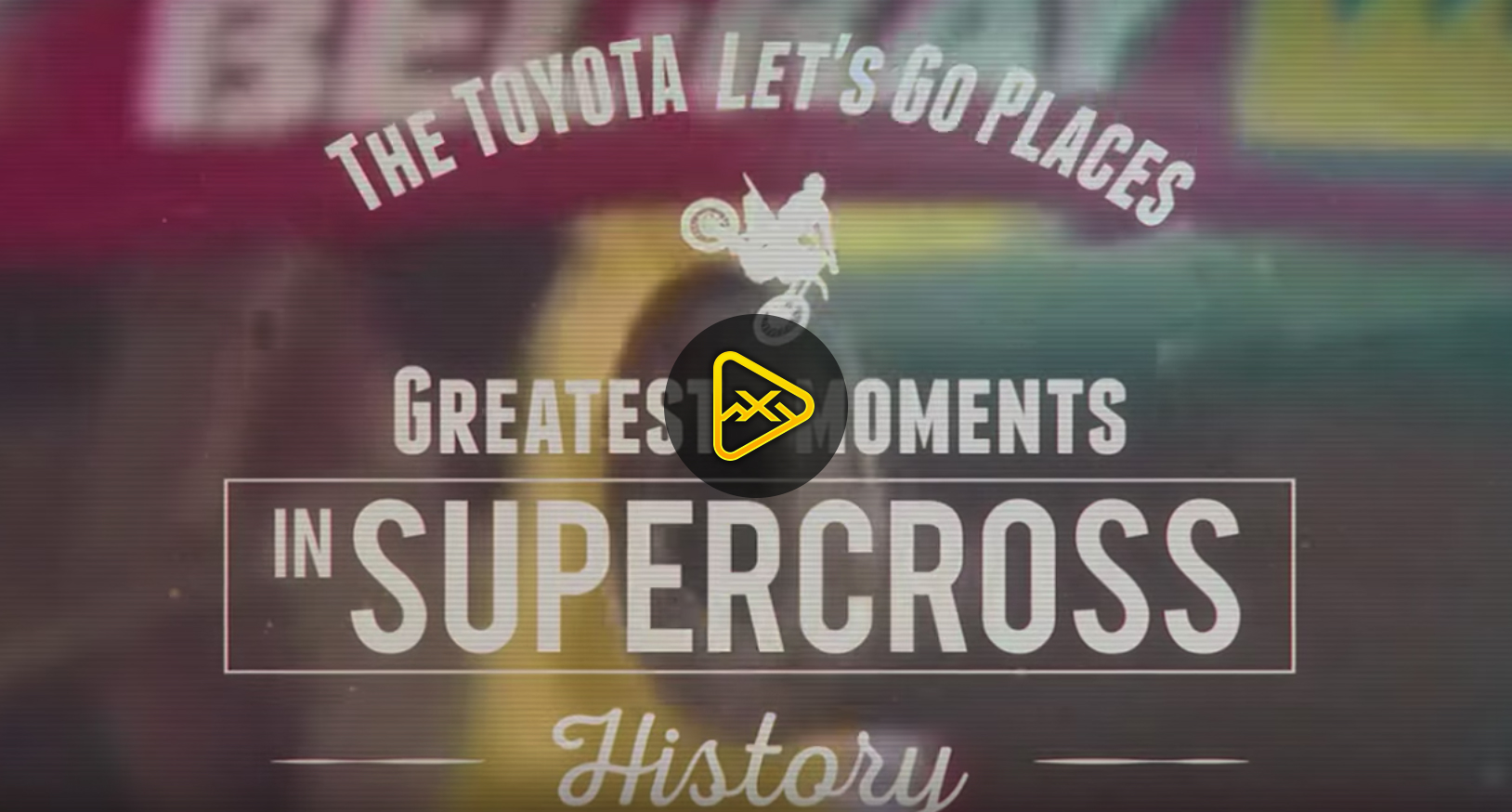 Greatest Moments in SX: Tampa