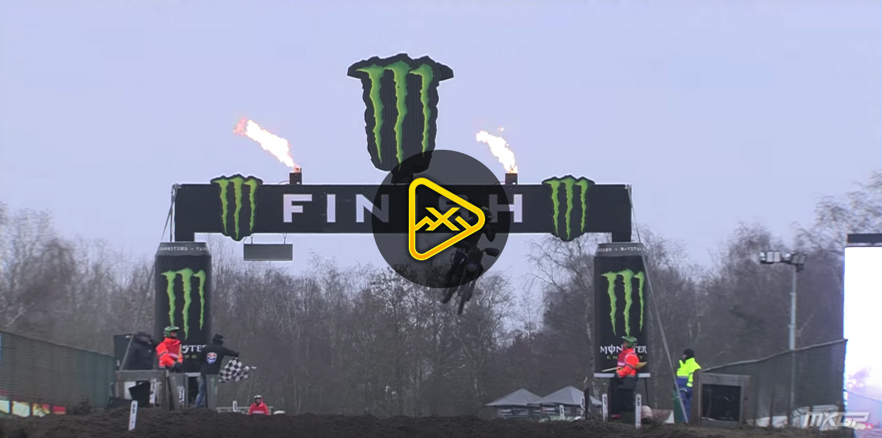 MX2 & MXGP Qualifying Highlights – MXGP Europe