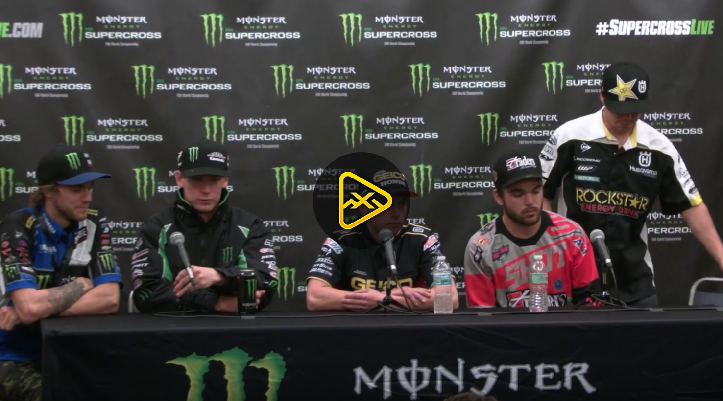 250SX Press Conference – 2018 Indianapolis SX