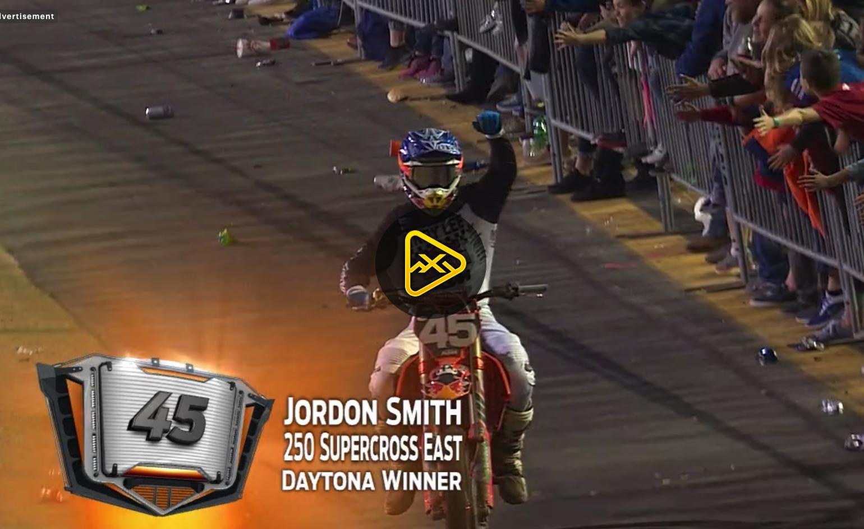 250SX Main Event Highlights – 2018 Daytona SX