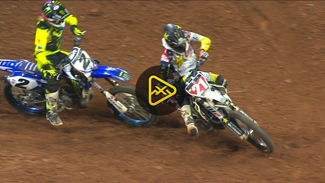 450SX Highlights – 2018 Atlanta SX