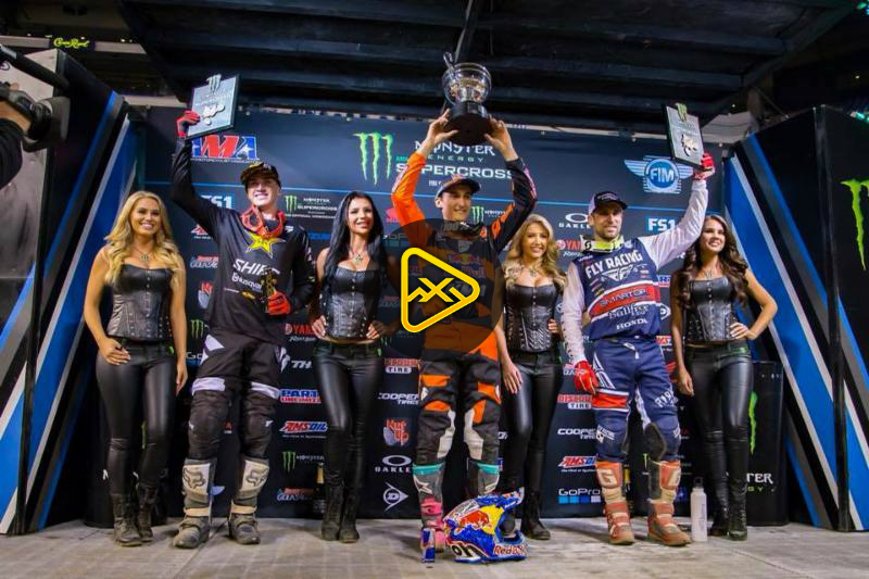 Official Post Show – 2018 Indianapolis SX