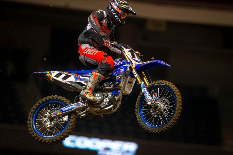 51FIFTY Energy Drink Yamaha Another Top 15 Finish