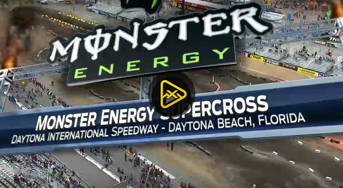 Watch A Group Qualifying from Daytona SX