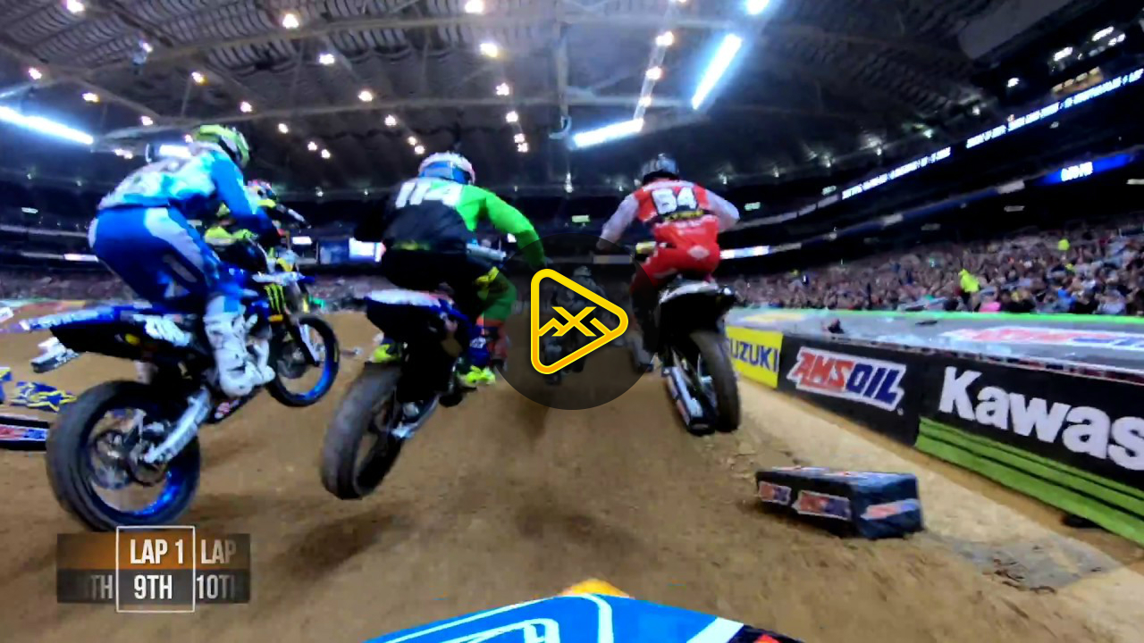 GoPro: Jordon Smith in St Louis SX Main