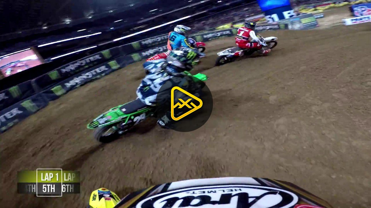 GoPro: Kyle Peters in St Louis SX Main