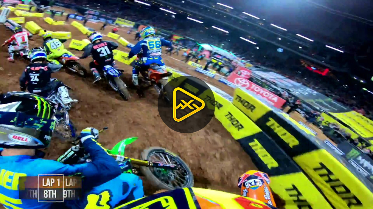 GoPro: Sean Cantrell at 2018 Atlanta SX