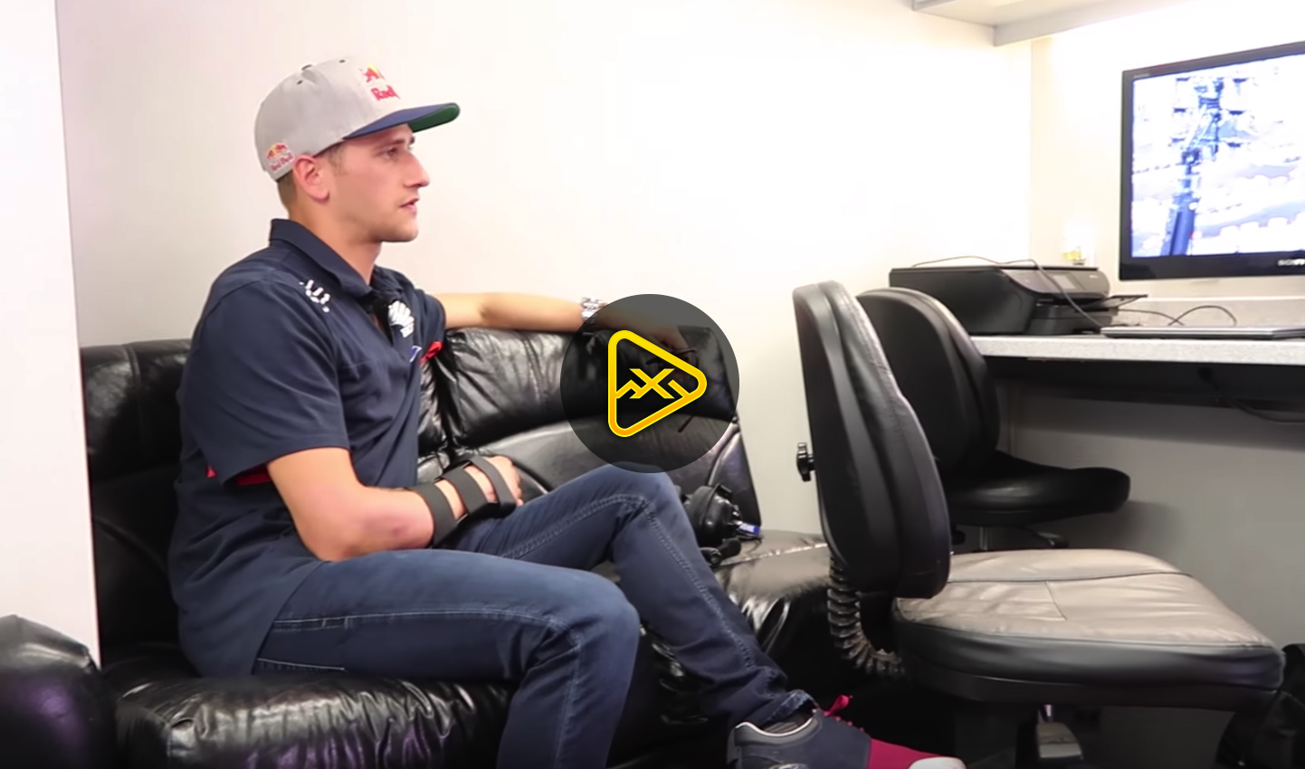 Christian & Paige Craig 2018 Daytona SX Vlog