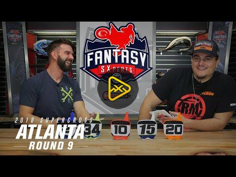 RMFantasy SXperts Round 9 | 2018 Atlanta SX