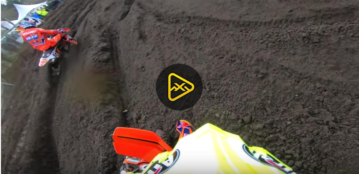 GoPro: Antonio Cairoli – 2018 MXGP Valkenswaard Moto 1