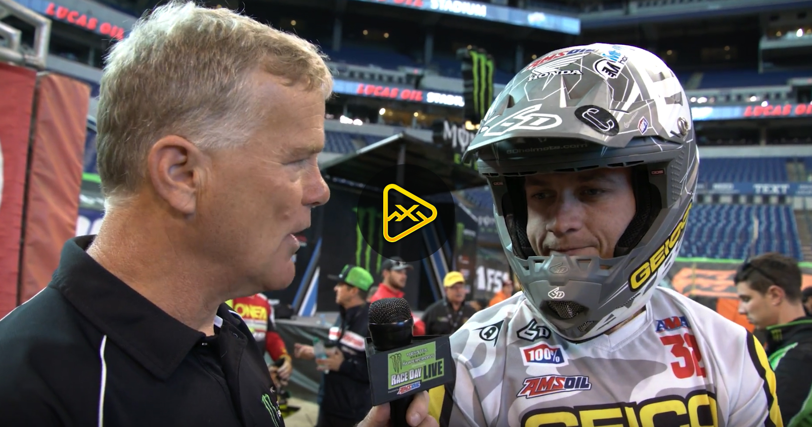 Christian Craig Interview – 2018 Indianapolis SX