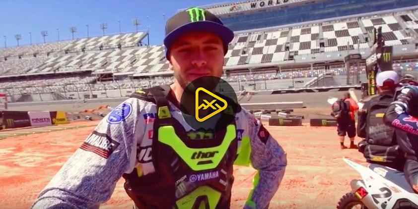 Webb, Musquin, Baggett, Forkner, Tomac & More – Daytona SX