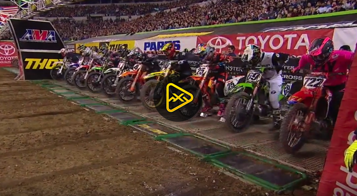 450SX Highlights – 2018 Indianapolis SX