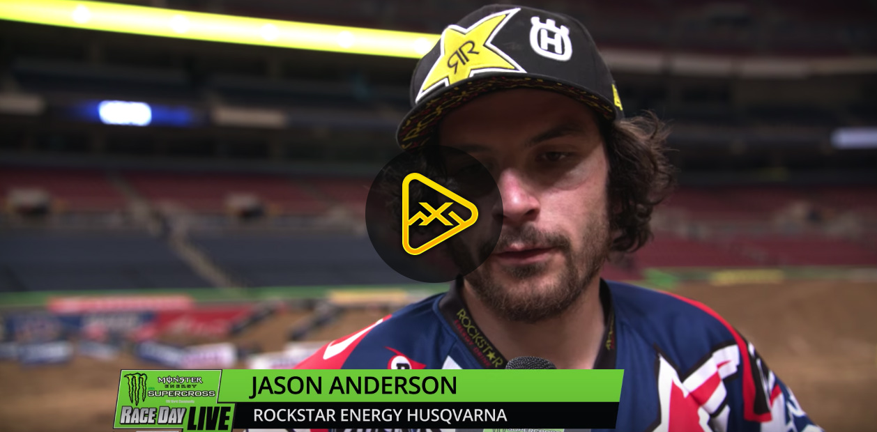 Jason Anderson Interview – 2018 St Louis SX