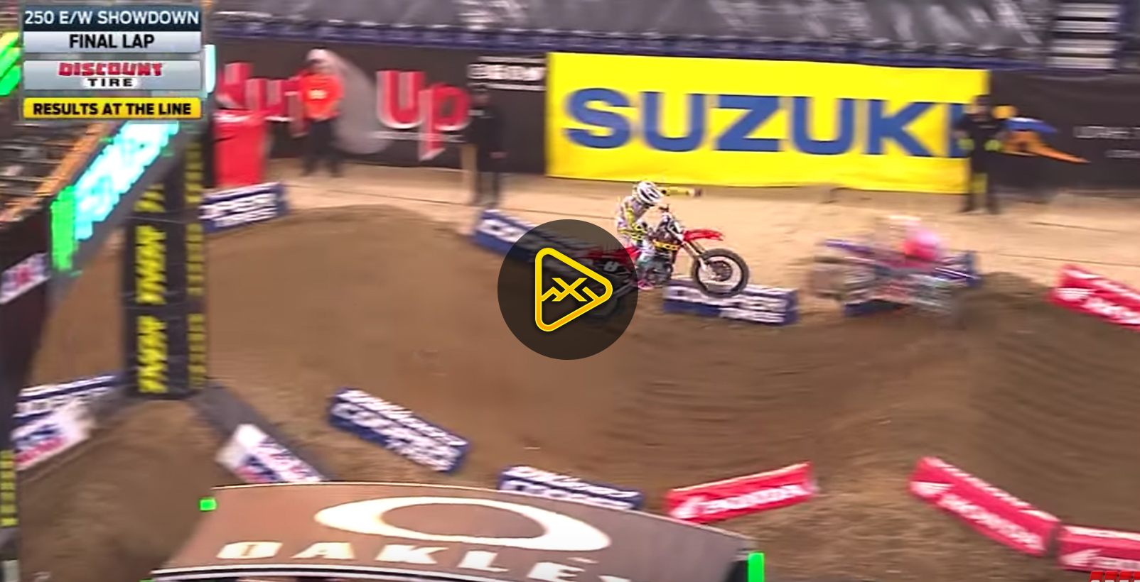 250SX Main Event Highlights – 2018 Indianapolis SX