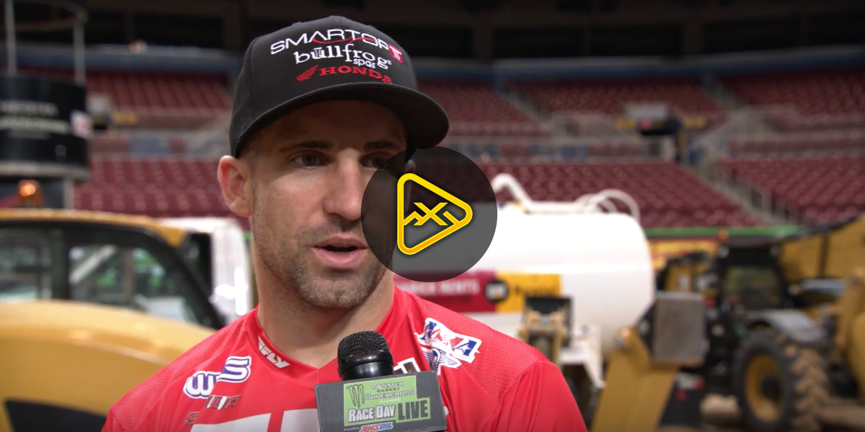 Justin Brayton Interview – 2018 St Louis SX