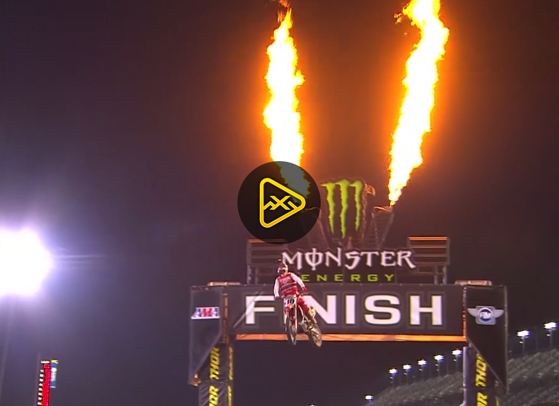 450SX Main Event Highlights – 2018 Daytona SX