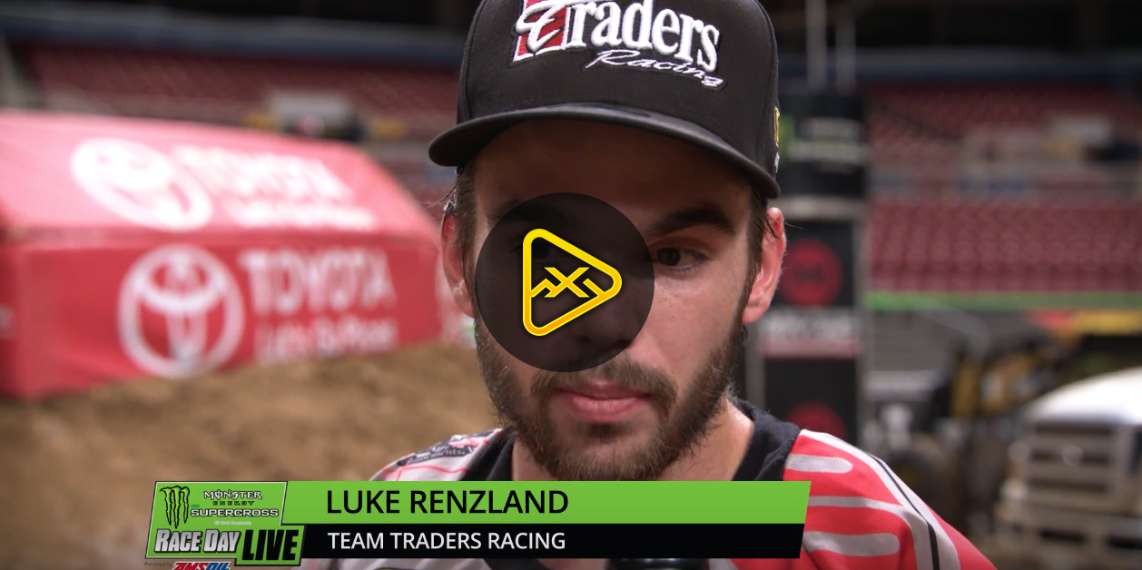 Luke Renzland Interview – 2018 St Louis SX