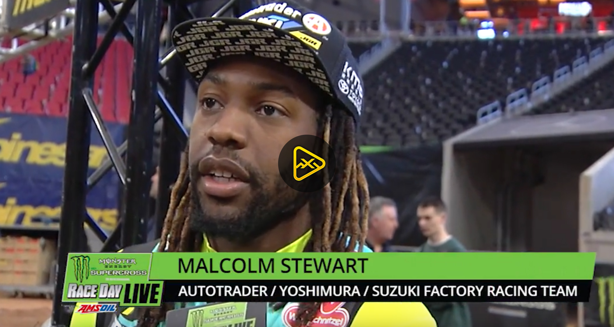 Malcolm Stewart Interview – 2018 Atlanta SX